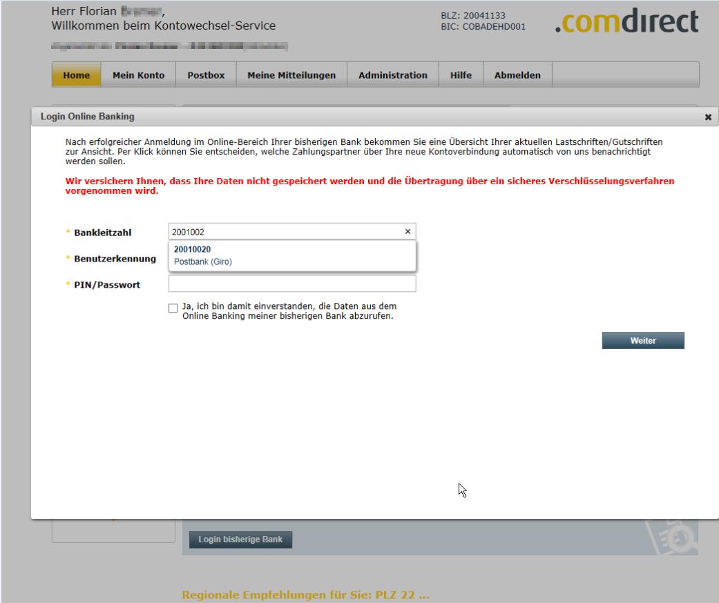 info comdirect.de