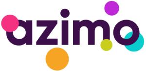Logo von Azimo