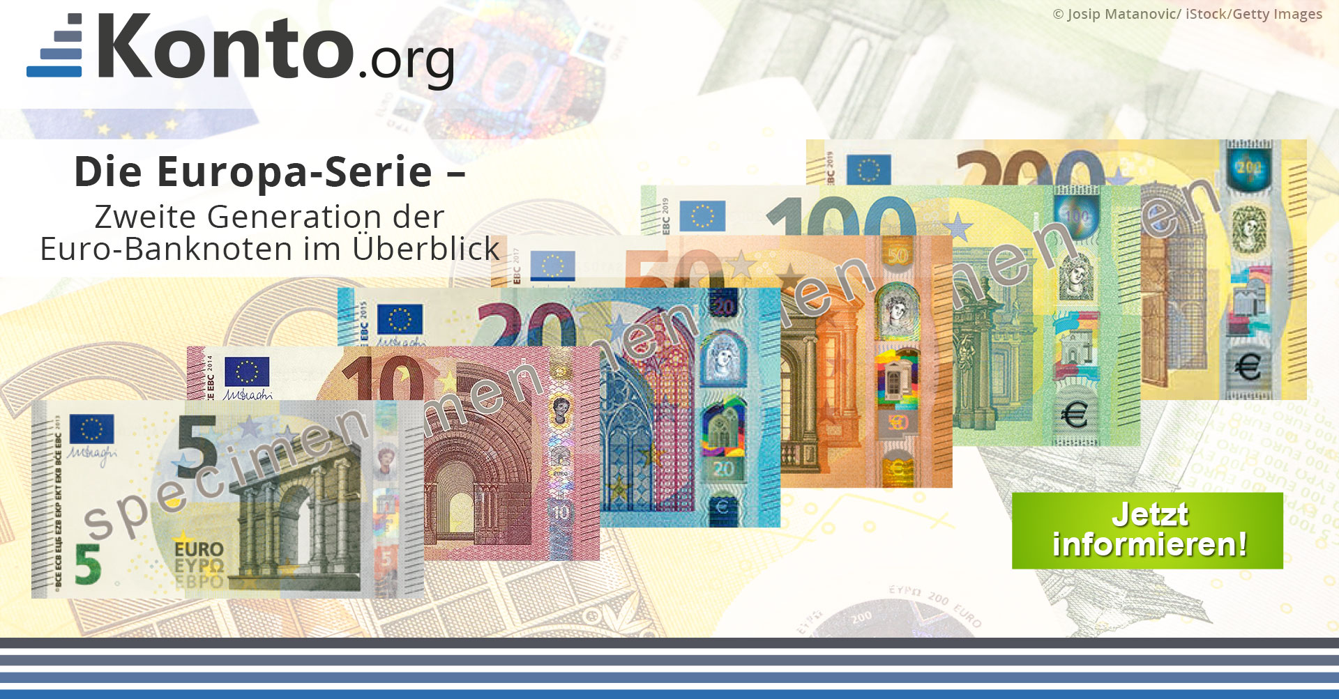 europa serie zweite generation der euro banknoten im. Black Bedroom Furniture Sets. Home Design Ideas