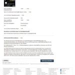 Kontoeröffnung comdirect Angaben überprüfen