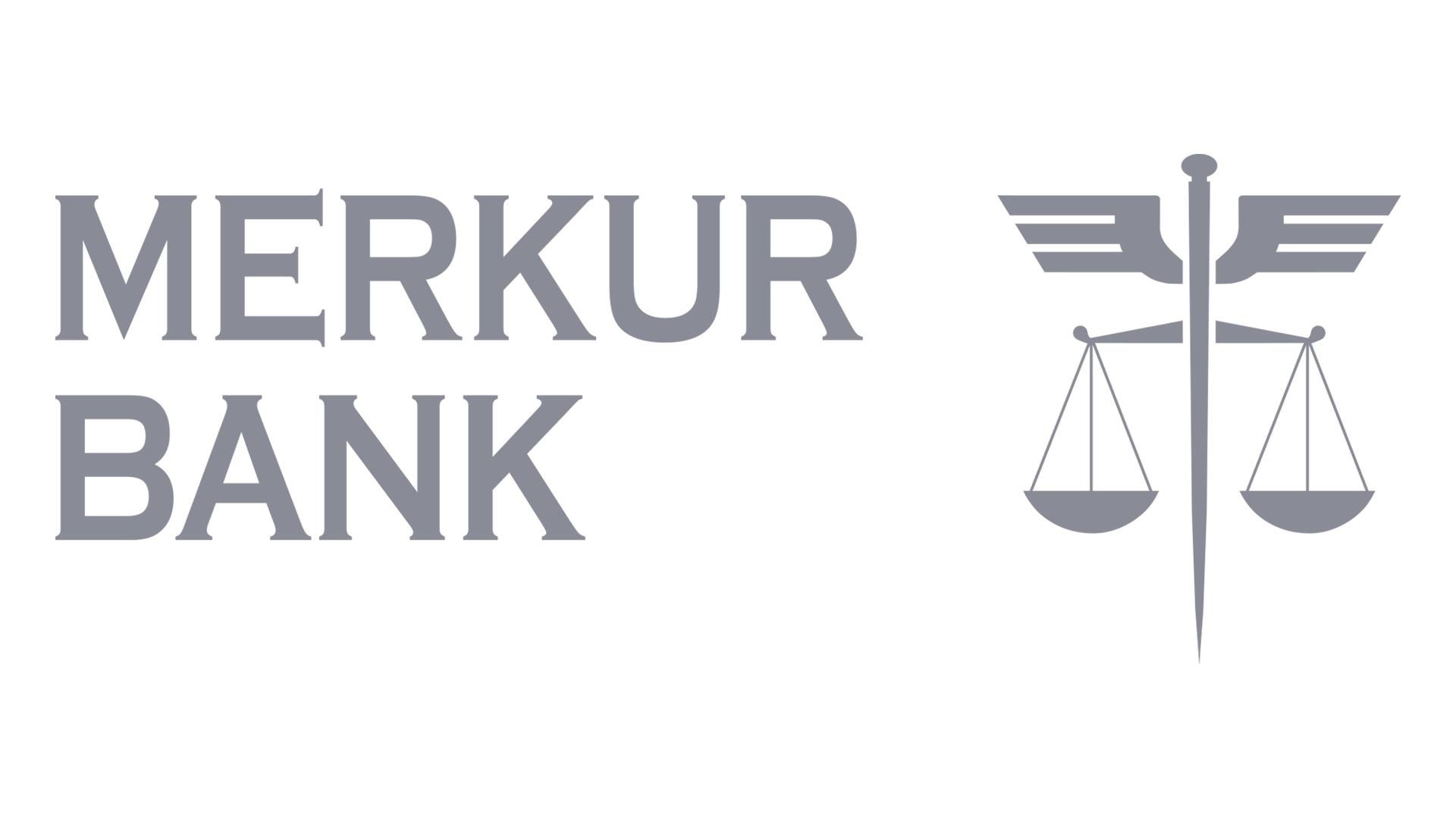 Logo der Merkur Bank