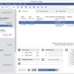 Screenshot - Banking4 - Kontoumsätze Filter