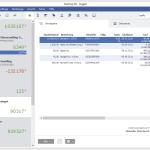 Screenshot - Banking4 - Kontenübersicht
