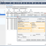 Screenshot - Lexware FinanzManager - Überweisung