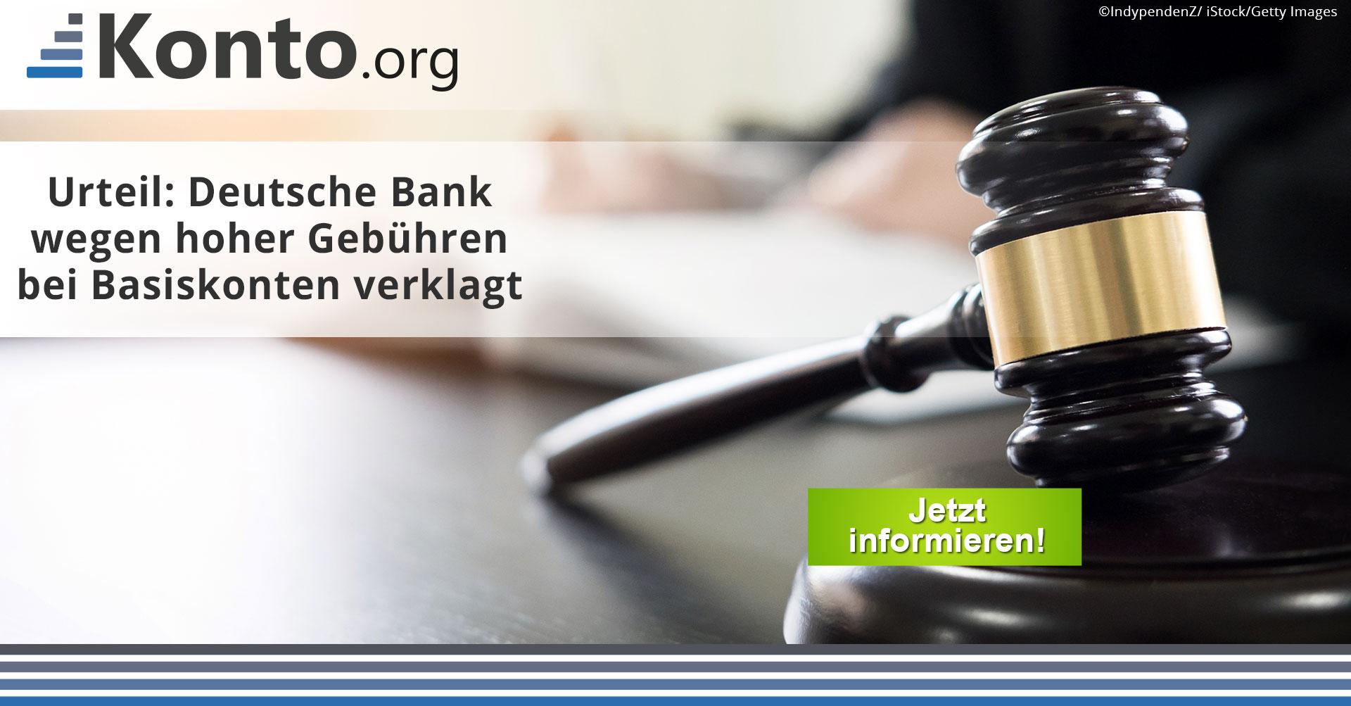Deutsche Bank Ec Karte Sperren.Deutsche Bank Wegen Hoher Gebühren Bei Basiskonten Verklagt